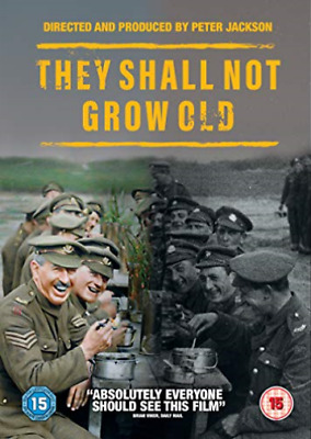 $13.39 • Buy They Shall Not Grow Old (UK IMPORT) DVD NEW