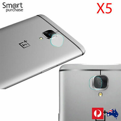 AU22.12 • Buy X5 9H Camera Tempered Glass Back Rear Full Cover For Oneplus 3 W