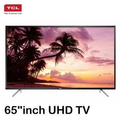 AU799.99 • Buy TCL 65 Inches 4K UHD LED TV  Smart LED TV Netflix YouTube 65P4US