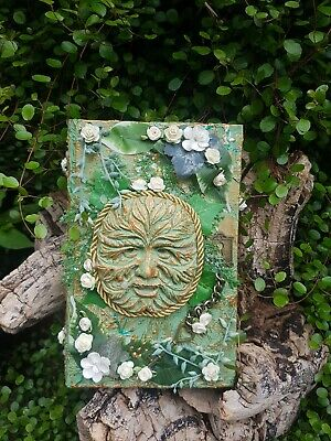 Pagan Gifts.altar Box .handfasting Gift . Green Man  • 17£