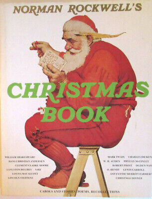 $ CDN9.32 • Buy Norman Rockwell's Christmas Book By Molly Rockwell (1977, Hardcover W/ DJ)