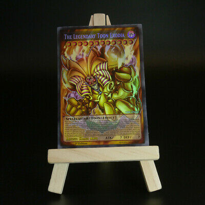 Yugioh ORICA: The Legendary Toon Exodia (Holo) | Full-Art Custom Card Forbidden • 6.22£