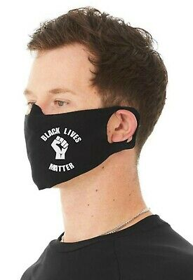 4 Ply Cotton Jersey Face Covering/Masks. Washable, Durable Comfortable Fit • 9.99£