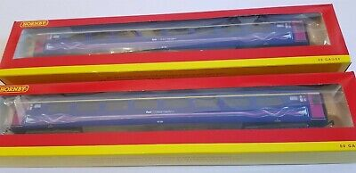 £200 • Buy Hornby 00 Gauge R4369a Mk3 G.w.r 1 St Class Coaches Two Brand New In Excellent C