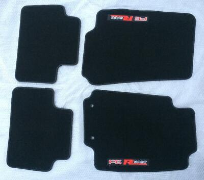 AU150 • Buy Set Of Four - Ford FPV F6 Typhoon R-spec Floor Mats - Reproduction