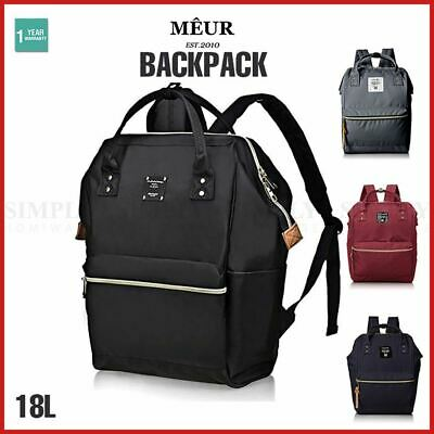 AU25.90 • Buy Mummy Bags Sport Backpack Travel Shoulder Diaper Mommy Handbag Large Wide School