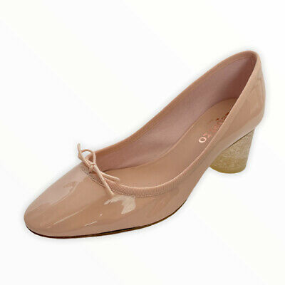 £120.03 • Buy Repetto Women Shoes Size 39.5 NIB JZBEL Clam Ad Icone