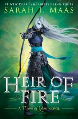 $9.13 • Buy Heir Of Fire (Throne Of Glass) - Hardcover By Maas, Sarah J. - GOOD