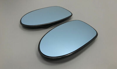 $149 • Buy M5 Exterior Mirror Glass SET Side Heated With Frame And Mounting For BMW E39