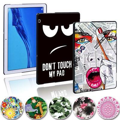 £5.49 • Buy For Huawei MediaPad T3 8 10 / T5 10 - Printing Slim Tablet Shell Cover Case