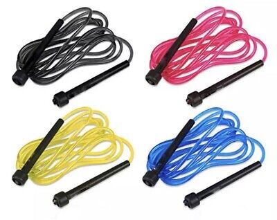 £3.99 • Buy Kids Children's Skipping Rope Speed Rope Jump Rope Fun And Exercise