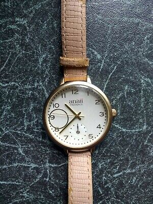 Vintage Anaii PROVENCE Wristwatch  Working • 12£