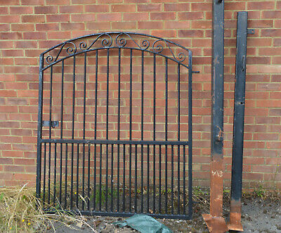 Garden Metal Gate With Posts • 230£