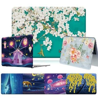 """Laptop Printed Hard Case Shell Cover For MacBook Air Pro Retina 11 12 13"""" 15  • 10.99£"""