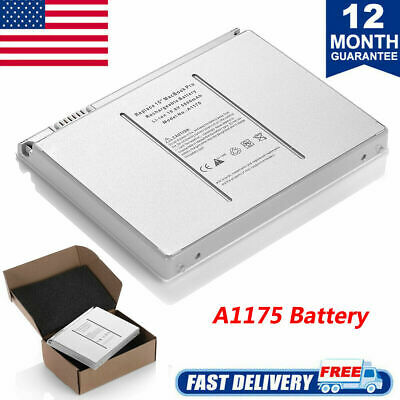 $25.39 • Buy A1175 Battery For MacBook Pro 15  A1260 A1150 A1211 A1226 (2006~2008 Ver) MA348