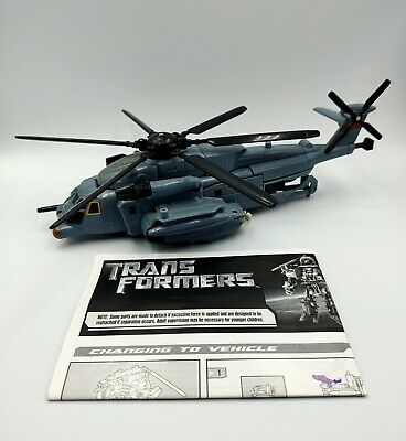 Transformer Blackout Decepticon Voyager Class Robot Helicopter Action Figure • 18£