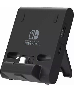 $25.94 • Buy Hori Official Nintendo Switch Lite Dual USB Playstand Console Stand Dock