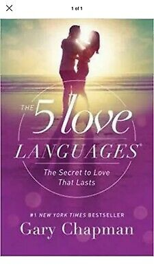 AU12.81 • Buy The 5 Love Languages: The Secret To Love That Lasts Paperback NEW