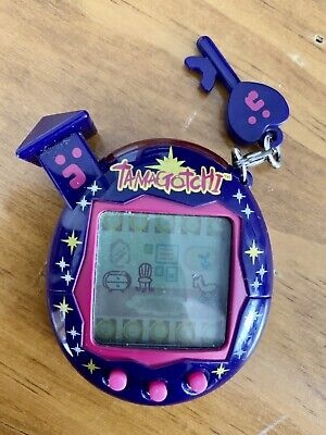 AU150 • Buy Tamagotchi Connection Version 5 - Australian Edition - Purple And Pink Design