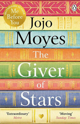 AU22.50 • Buy NEW The Giver Of Stars By Jojo Moyes Paperback Free Shipping