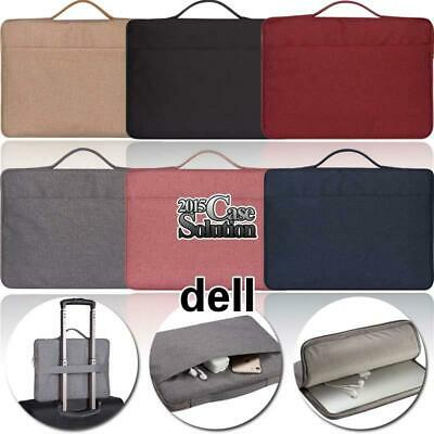 AU8.99 • Buy For 11  13  14  15  Dell Inspiron - Laptop Carrying Protective Sleeve Case Bag