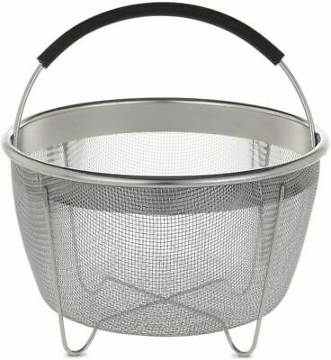 $ CDN20.83 • Buy Aozita Steamer Basket For Instant Pot Accessories 3 Qt Only- Stainless...