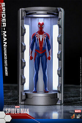 $ CDN102.88 • Buy New Video Game Masterpiece COMPACT Spider-Man Advanced Suit, W/Spider-Man Armory