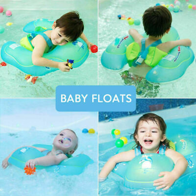 £8.98 • Buy Baby Swimming Pool Bath Water Pool Floating Inflatable Ring Circle 3 Month Above
