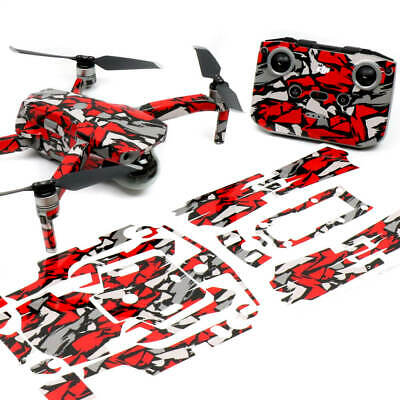 AU42.50 • Buy Red Rock Drone Skin Wrap Stickers Decal For DJI Mavic Air 2