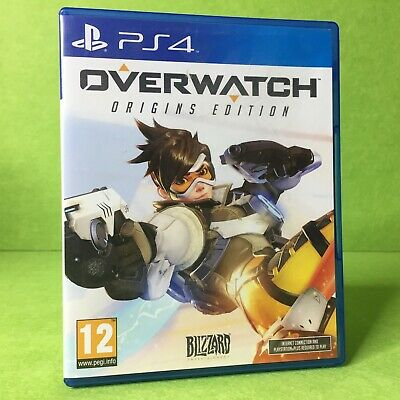 AU27.95 • Buy Overwatch | PS4 | Warranty | Playstation 4 |
