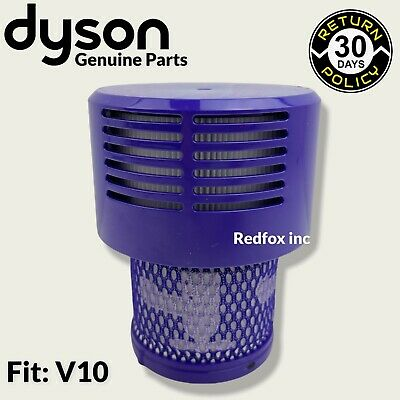 AU44.50 • Buy 100% GENUINE Dyson V10 SV12 Animal Absolute Total Clean Washable Filter
