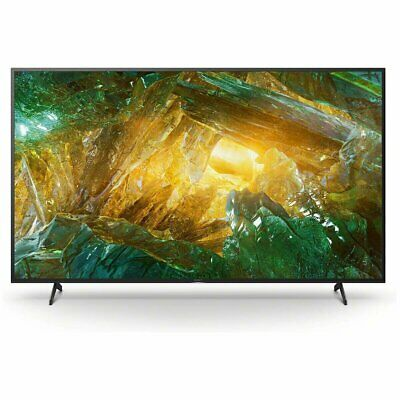 AU1987 • Buy NEW Sony 65 Inch X8000H 4K UHD HDR Smart Android LED TV KD65X8000H