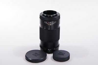 $ CDN66.37 • Buy M42 Lens Jupiter-37A F/3.5 135 Mm, S/N 781244 MINT!