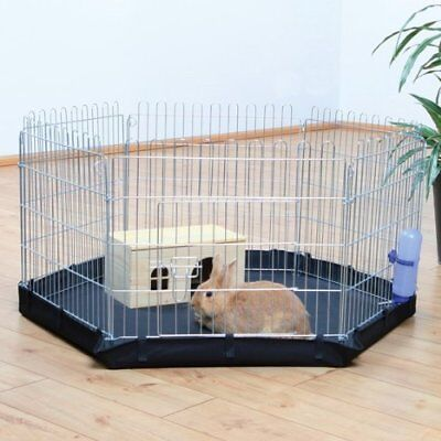 Trixie Natural Nylon Base For Outdoor/Indoor Rabbit Small Animal Run Easy To Fit • 10.99£