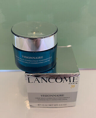 LANCOME VISIONNAIRE ADVANCED MULTI-CORRECTING CREAM 15ml, New • 14.25£