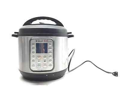 $102.21 • Buy Instant Pot Ultra 8 Qt 10-in-1 Multi- Use Programmable Pressure Cooker, Slow Coo