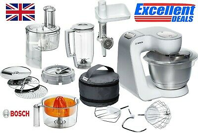 View Details Bosch MUM54251 Styline Food Processor 3D Mixing System 900W BRAND NEW • 339.95£