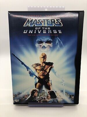 $12.50 • Buy Masters Of The Universe (DVD, 2001)