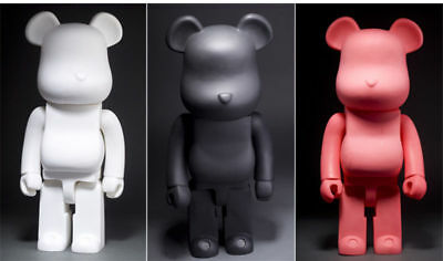 $82.99 • Buy 53cm 21in 700% Be@rbrick DIY Bearbrick PVC Fashion Toy Action Figure Collection