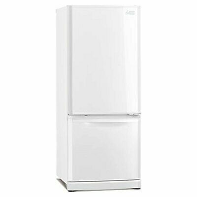 AU909 • Buy NEW Mitsubishi Electric 325L Bottom Mount Fridge MR-BF325EK-W-A2