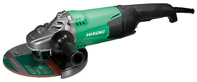 AU140.16 • Buy Hikoki G23st 2000w 230mm 9  Angle Grinder Cutting Tool 110v Hitachi