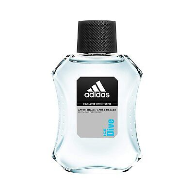 $8 • Buy New Men's Adidas Ice Dive After Shave 3.4 Fl Oz Unboxed