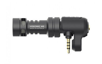Rode VideoMic Me Directional Microphone For Smart Phones  (OPENED BOX) • 54.50£