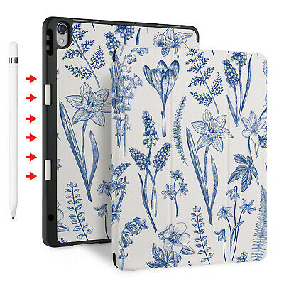 AU39.99 • Buy 2020 Smart Case Leather Cover Pencil Charging Holder Apple IPad Air 10.5 SYDNEY