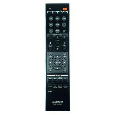AU63.83 • Buy NEW Genuine Yamaha FSR141 ZK60890 Soundbar Remote Control