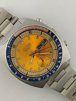 $ CDN365 • Buy Vintage Seiko Pogue Automatic Chronograph Ref 6139-6002
