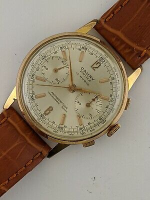 $ CDN132.51 • Buy Beautiful Vintage Cauny Chronograph