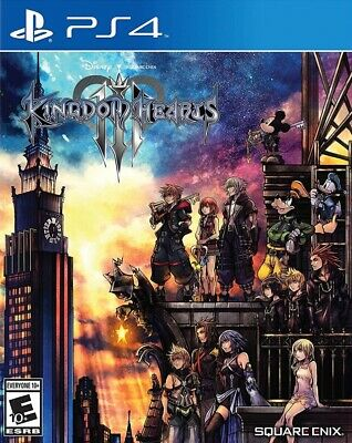 $14.93 • Buy Kingdom Hearts 3 Great Condition Complete Fast Shipping