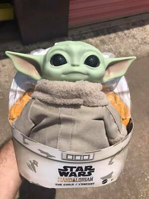 $26.99 • Buy The Child (Baby Yoda) - Star Wars The Mandalorian 11' Plush Toy - New In Package