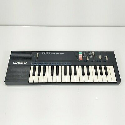$49.99 • Buy Casio PT-100 Electronic Musical Instrument Synthesizer Keyboard -tested Works!